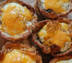 Egg McMuffin Cups. You won't believe how easy these are to make!