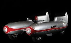 1951 Piero Taruffi Italcorsa-Tarf II Speed-Record Car, source: RM Auctions