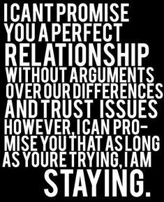 Relationships!
