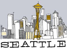 Seattle City Guide~ The Best city on the planet;)! Here we have a list of neighborhoods to visit~ for the foodie &  shopaholic to thrive in! I already love many of the listings... Design*Sponge offers this for other cities & countries as well.