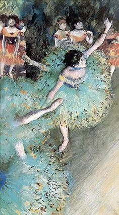 My love, Degas