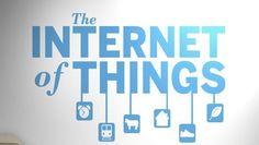 Интернет проникает в вещи, и вещи проникают в Интернет