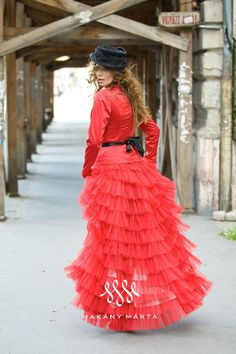 Red Passion by Hungarian Designer