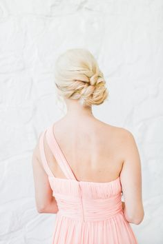 Pretty Bridal Updo | photography by http://www.ashley-caroline.com