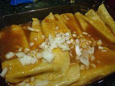 cheese onion tex mex enchiladas