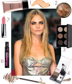 Try It Tonight: Cara Delevigne's smouldering stare - dropdeadgorgeousd...