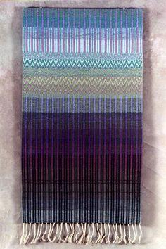The Heather Garden Lovely tapestry weaving