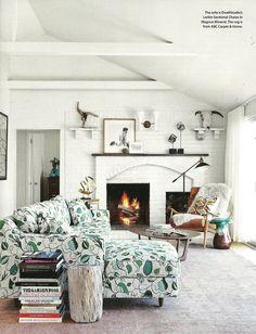 Hampton's Livingroom