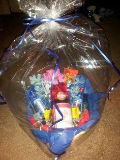 Retirement Gift Basket