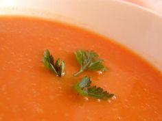 Obična juha od rajčice » Voće i povrće