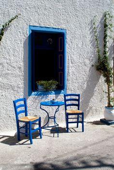 A greek house