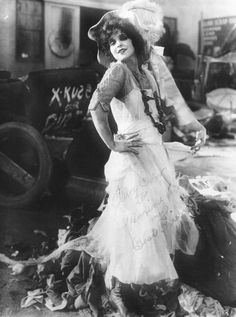 Actress Clara Bow (1905-1965), date unknown.