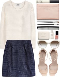 """Stars can't shine without darkness..."" by anna-lena-als on Polyvore"