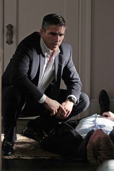 Jim Caviezel, can I be your person of interest? LOL!