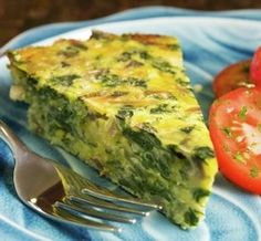 Great Quiche for a no carb/low carb diet