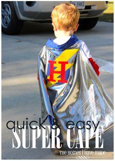 super cape!