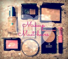 Beauty Guide 101 Drugstore Makeup Must-haves! :)