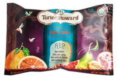 Tori & Howard natural hard candies: They've changed us into hard candy lovers, with organic, GMO-free, dye-free ingredients.