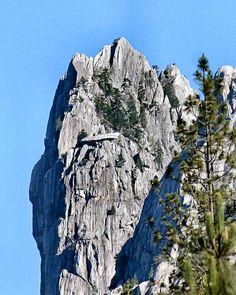 Table Rock near Mt. Shasta