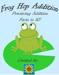 Sunflower Inspirations: Frog Freebies!
