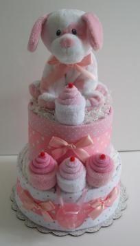 Diaper Cakes!!!!