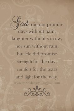 Thank goodness for his grace!!