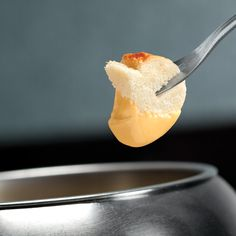 Artisan french bread dipped in Cheddar Cheese Fondue. Enter The Melting Pots new menu Pinterest contest for chance to win free fondue for a year or one of four 100-dollar Melting Pot gift cards!