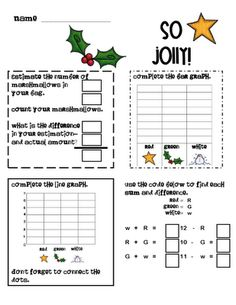 Holiday-Mellows Graphing