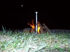 How to Make a Fire Piston