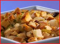 Apple & Onion Stuffing Recipe | Holiday | Hungry Girl TV Show