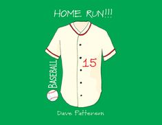 Home Run Foldover No