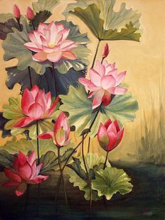 Lotus Blossoms | by Wally White