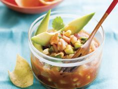 Sriracha Ceviche recipe from The Sriracha Cookbook