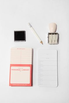 Personal Library Kit.