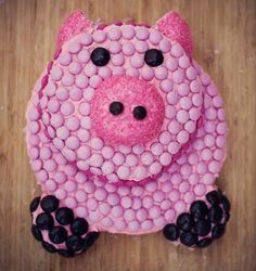 this little piggy would be super easy.