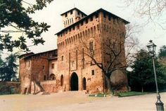 Pozzolo Castle~ Mediaeval building, built around the 11th century as a defence fortress.