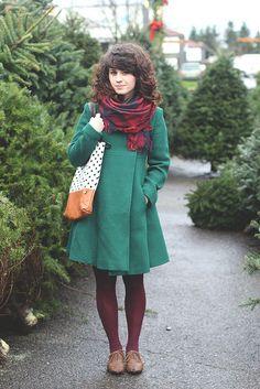dream wardrob, fashion, comic, first christmas, christma tree