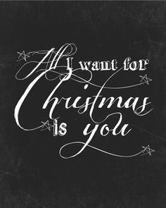 Christmas Free Print
