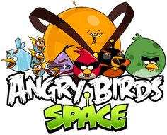 Angry Birds Space!