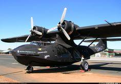 A Catalina flying-boat