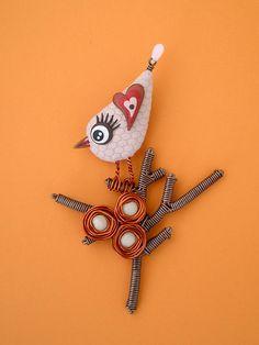Ninho - Bird Nest by quaz'arte, via Flickr
