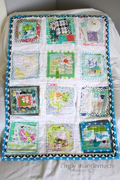 layered quilt
