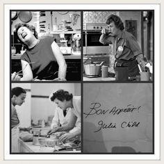 The incomparable Julia Child.  Happy 100th Birthday!