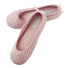 Cassie Pink Slipper, $45 | Patricia Green Collection