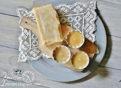 DIY Beeswax Candles in Repurposed Tins by Knick of Time