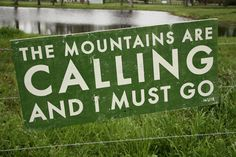 call, cabin, mountains, gypsi sign, outdoor