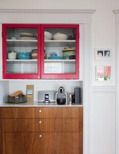 butler's pantry + countertop