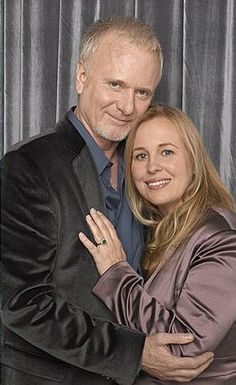 "Luke and Laura Spencer: ""General Hospital"""