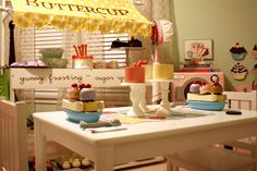 bake shop bakeri, bake shop, cupcak plate
