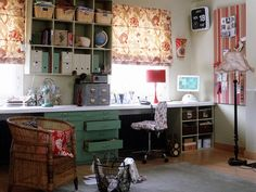 Home Organization Ideas: Up and Away